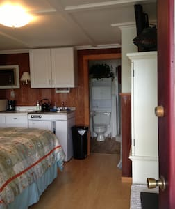 Unit 3 Lake Winnipesaukee Condo/ - Cabane
