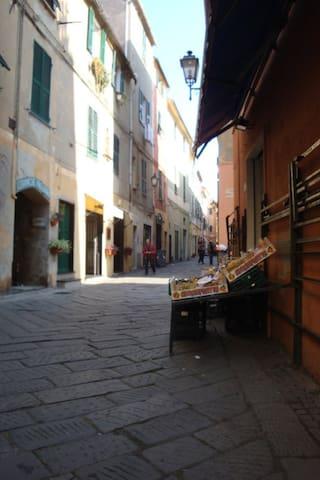 Nel centro storico, m.100 dal mare - Albissola Marina - Apartmen