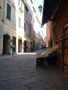 Nel centro storico, m.100 dal mare - Albissola Marina