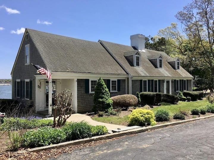 The Buzzards Bay Estate with Ocean Front