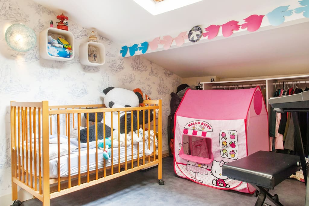 Kid bedroom / Chambre d'enfant