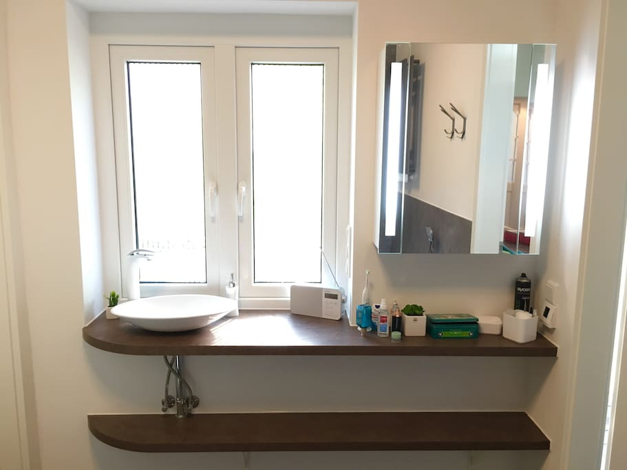 Badezimmer /// bathroom
