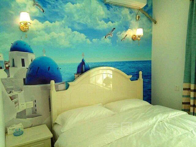 邛海湿地《维维客栈》之温馨大床房