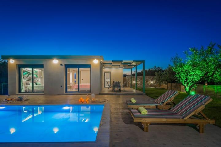 Natura Verde Villas-Celosia Villa -Private pool