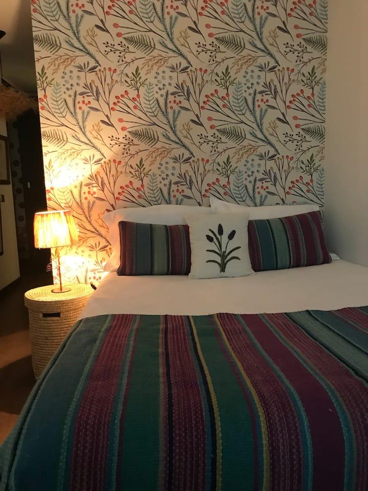 Cozy and quiet bedroom to rest in Santiago !