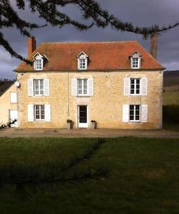 Chambres à 4km du Haras du Pin. - Saint-Germain-de-Clairefeuille