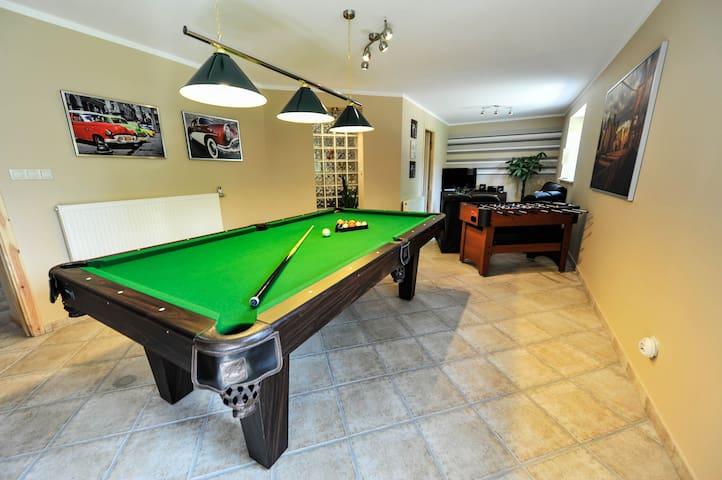 Apartment ze stołem bilardowym - Gmina Nieporęt - Apartment