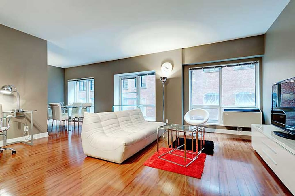Mike 39 S 1 Bedroom Condo Apartments For Rent In Montreal Quebec Canada