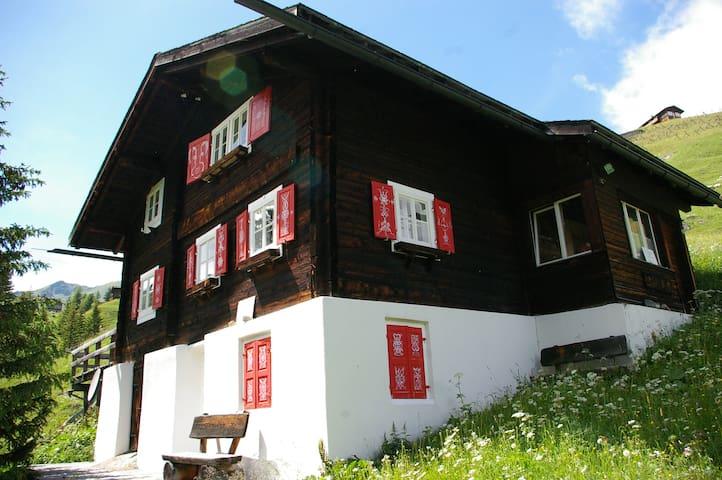 Chalet Büdemji