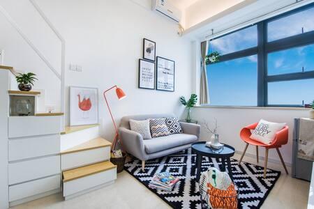 厦门-Amoy假日 2号短租民宿公寓 BRT沿线复式 - 厦门 - 公寓