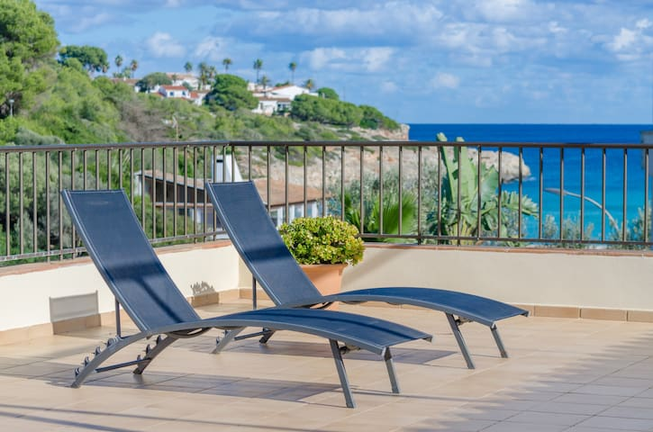 BEXAN CALA MANDIA - Wonderful apartment in front of the paradisaical cove of Cala Mandia Free WiFi