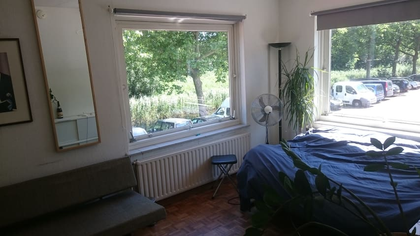 Sweet room near metrostation - Amsterdam - Byt
