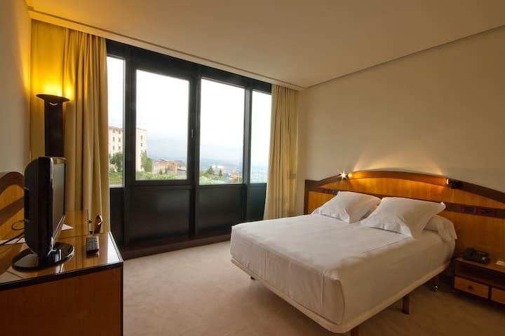 Habitación privada individual. - Oviedo - Hus