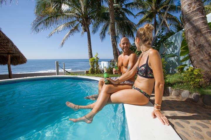 Seaside Suites @ VillaDelOlas Oceanfront Apartment