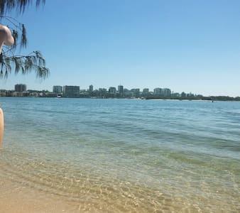 Beach Retreat Cottage - Golden Beach - Hus