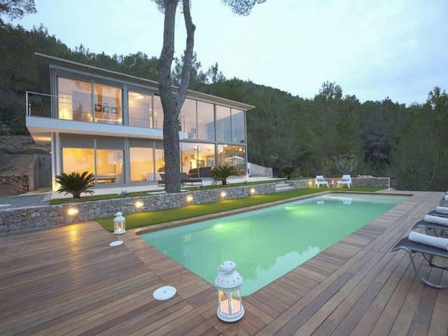 House in IBIZA, 4 Bedrooms - Santa Gertrudis de Fruitera - Villa