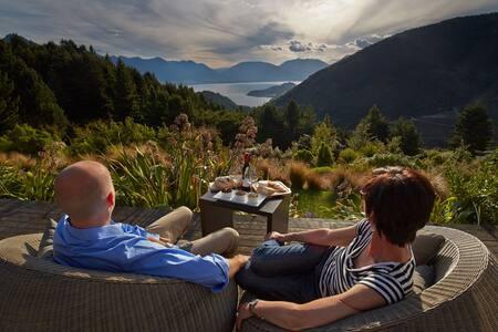 The Alpine Retreat - The Studio - Queenstown - Bed & Breakfast