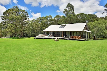 Stunning Architect design home  - Upper Kangaroo River