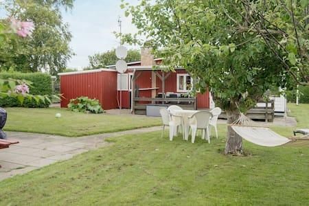 Luring Holiday Home in Jutland Denmark with Garden