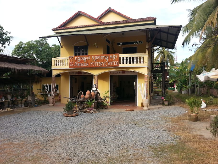 Welcome to Paruth's Homestay