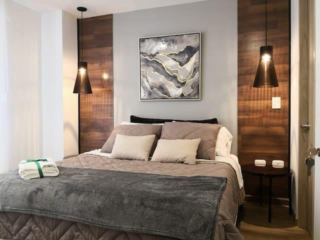 Nuevo, moderno y elegante apartamento! A308