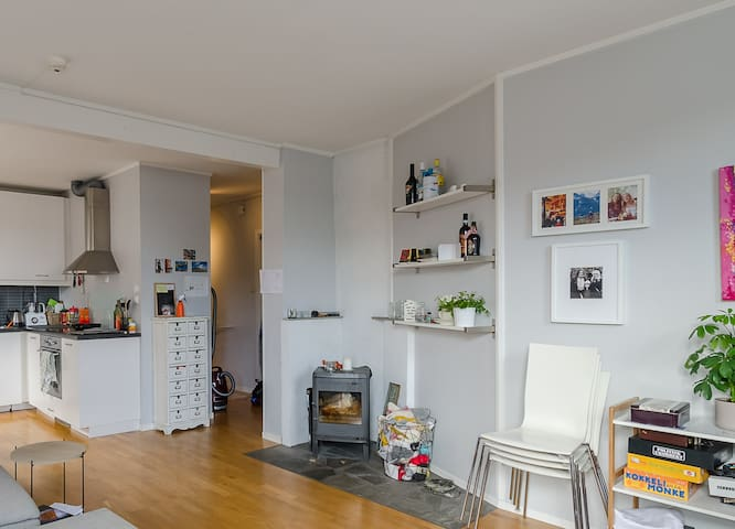 Charming Apt. in Trondheim - Trondheim - Appartement