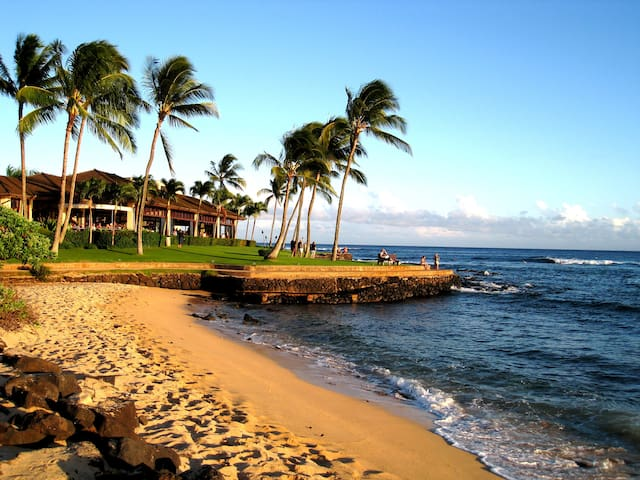 Sun and Surf at an Affordable Price - Poipu - Leilighet