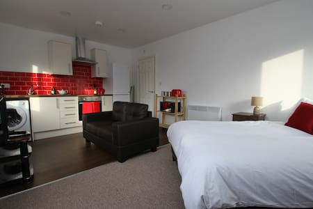 The Gladstone Studio - Loughborough - Apartmen