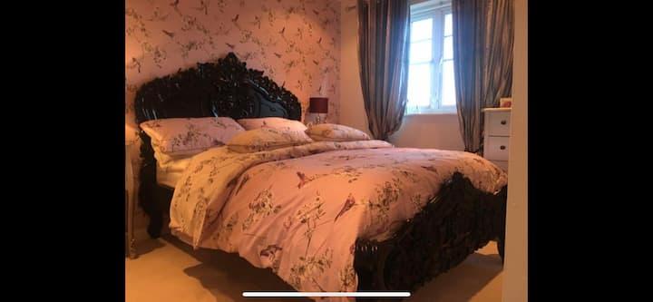 Rococo room