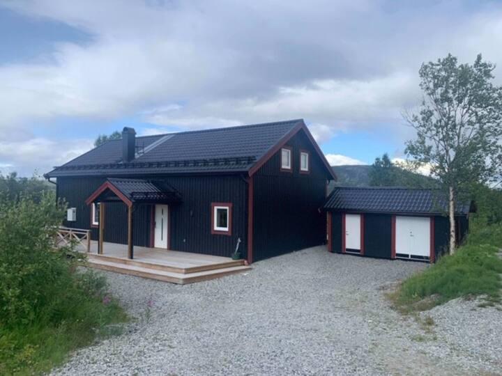 Fräscht och rymligt boende i Funäsdalen