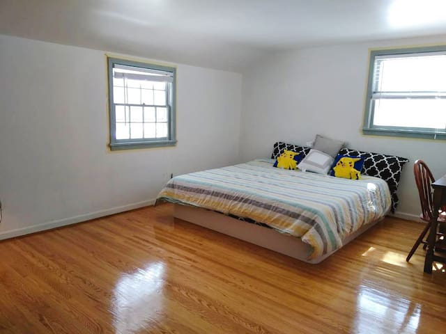 Spacious Sunny Private Room in Rochester