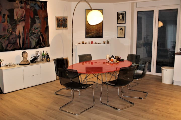 Cosy one bedroom appartment Antwerp South
