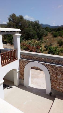 Habitación 2 privada con baño compartido ibiza