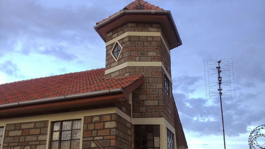 Fully furnished houses in Thika - Thika - Dom