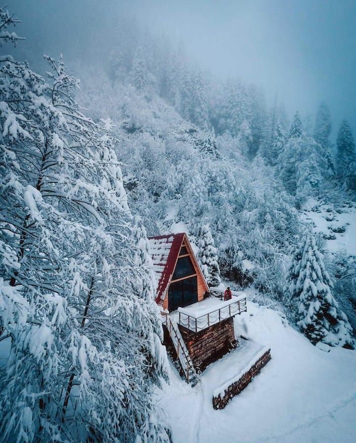 Montañitas Dağ Evi