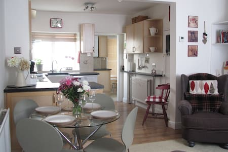 Cosy terrace house in Worksop town centre