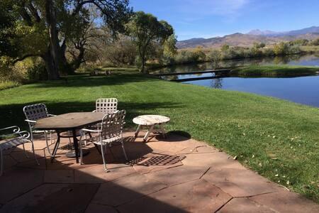 Family Farm 25 minutes from Boulder - Longmont - Maison