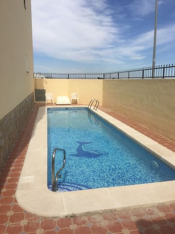 2 bed superior town apartment with views - Rojales - Apartemen