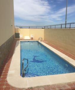 2 bed superior town apartment with views - Rojales - Lägenhet