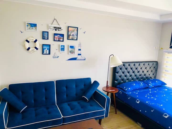 Staycation Condo in Cubao