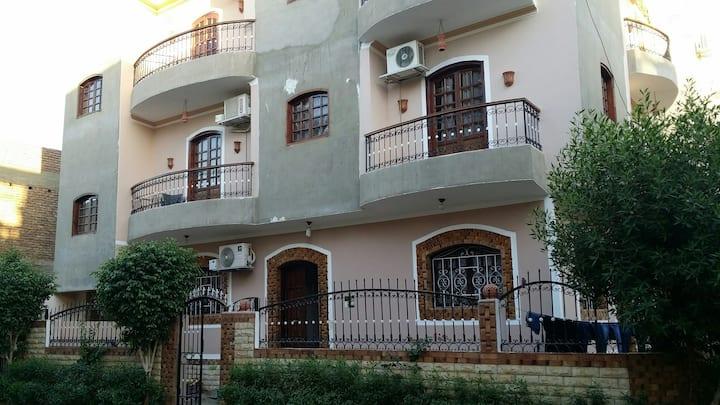 Wohnen in Luxor Westbank