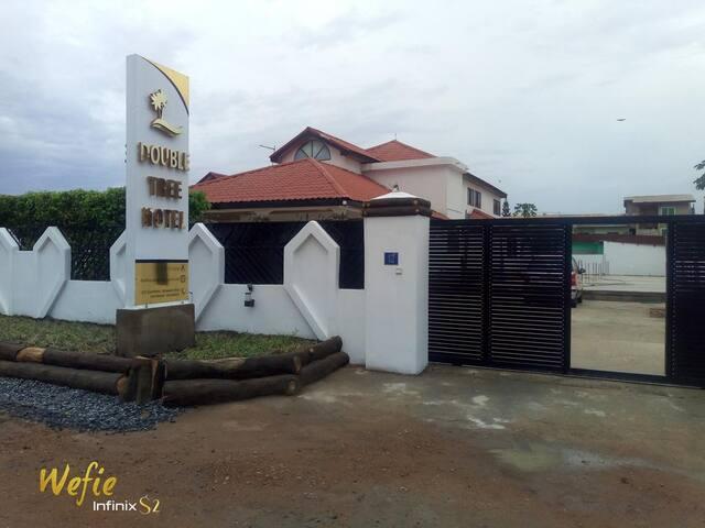 Double Tree Hotel Ghana