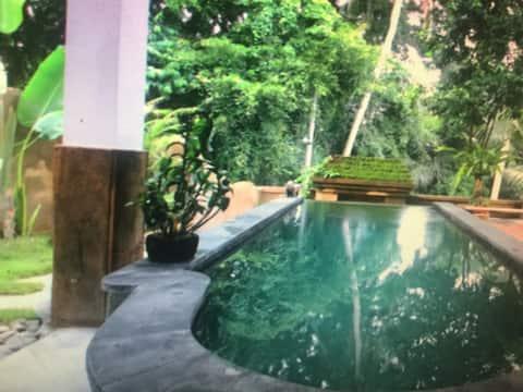 Superior villa location