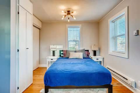 Private Carriage house in heart RiNO & Downtown