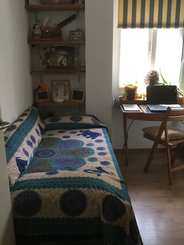 Habitación privada en el centro de Murcia