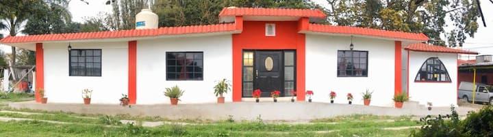 El calor del hogar en Orizaba.