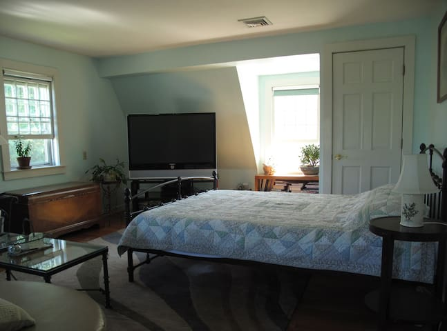 Second floor two-bedroom suite - Groton