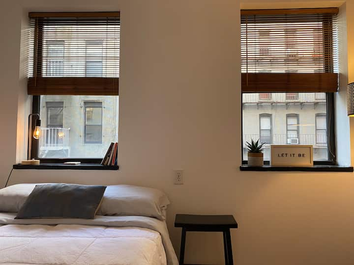Beautiful bright room in the heart of Manhattan