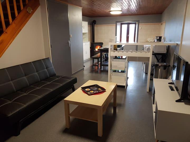 Appartement à la campagne