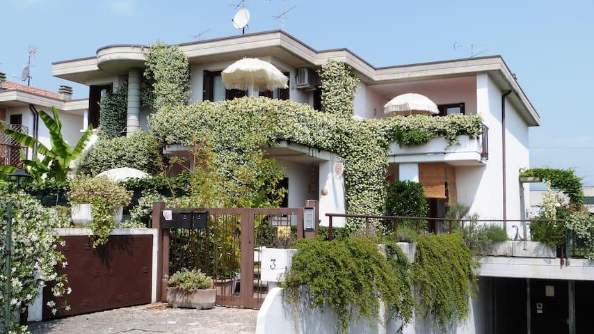 Explore Garda - apartment for 6 - Raffa - Wohnung